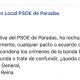 AionSur PSOE-Paradas-80x80 El PSOE de Paradas rechaza el acuerdo de su partido con Bildu Paradas Política  destacado