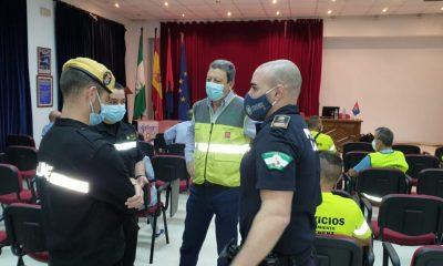 AionSur UME-Marchena-1-400x240 La UME imparte formación al servicio municipal de Marchena para lucha mejor contra el COVID-19 Coronavirus Marchena