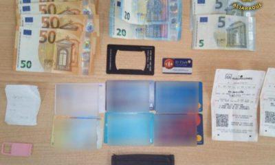 AionSur cartera-aljaraque-400x240 Encuentra una cartera con 350 euros y la entrega a la Policía Local Huelva Sociedad