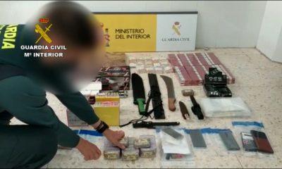 AionSur foto-1-400x240 Tres detenidos y una persona investigada por contrabando de tabaco en Pilas Sucesos