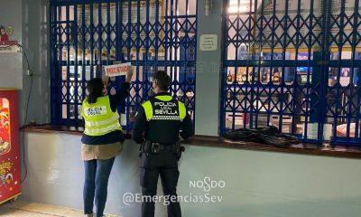 AionSur policia-sevilla-4-400x240 Los hosteleros sevillanos se quejan de exceso de vigilancia por la Policía Coronavirus Sevilla