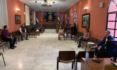 AionSur reunión-ayuntamiento-hosteleros-400x240 El Ayuntamiento y los hosteleros de Alcalá colaboran para coordinar la desescalada de los negocios Alcalá de Guadaíra