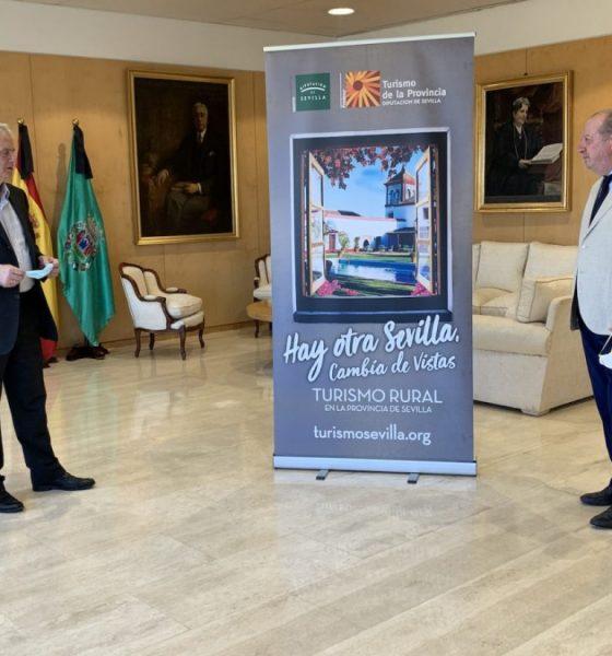 """AionSur turismo-rural-560x600 Una campaña de Prodetur invita a """"cambiar de vistas"""" y disfrutar del turismo rural Prodetur Provincia Sevilla  destacado"""