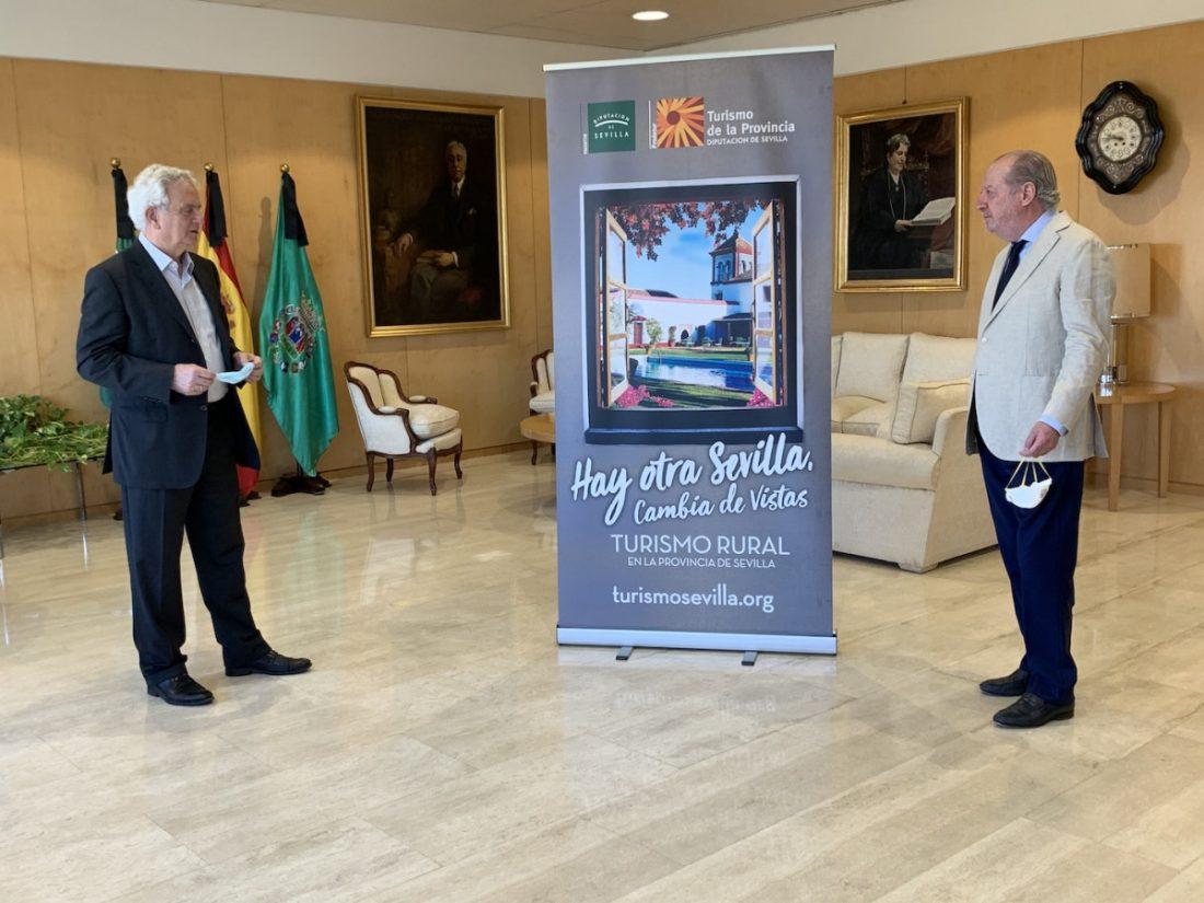 """AionSur turismo-rural Una campaña de Prodetur invita a """"cambiar de vistas"""" y disfrutar del turismo rural Prodetur Provincia Sevilla destacado"""