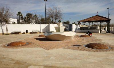 El Parque de San Antonio, pulmón verde de Arahal, más cerca que nunca de su reapertura