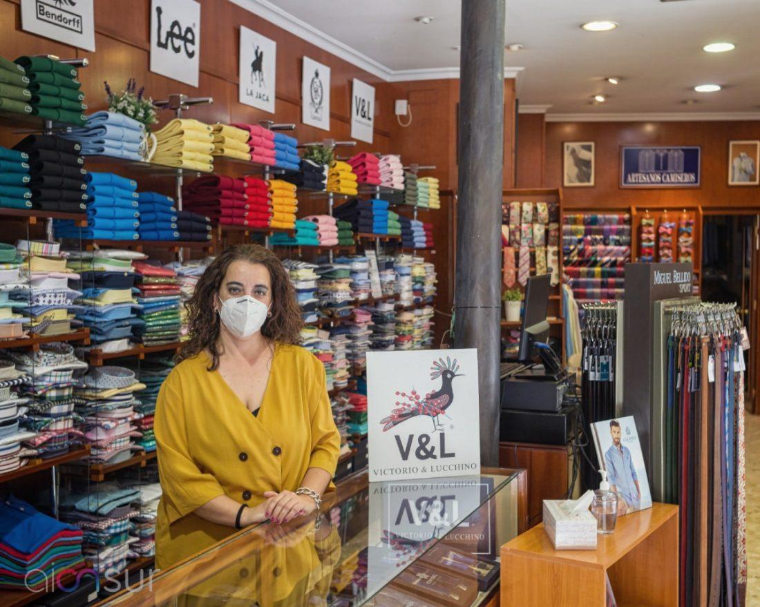 AionSur 38292b50-841c-4fbf-abd4-72c80cb2f3ed-min De la Guerra y postguerra al confinamiento: La capacidad de resistencia de las tiendas centenarias de Arahal Arahal Empresas destacado