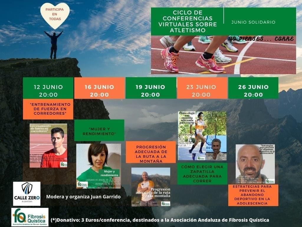 AionSur 57736900-0736-401a-ab17-1a49802570e2 La Asociación Andaluza de Fibrosis Quística se reinventa ofreciendo cursos y charlas profesionales por un donativo Asociaciones Sociedad
