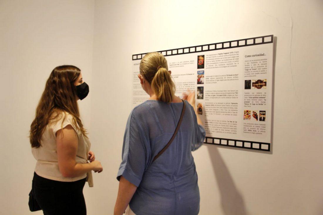 """AionSur 8-min """"Una exposición de película"""" recoge la aportación de Alcalá a los escenarios cinematográficos en los último cien años Alcalá de Guadaíra"""