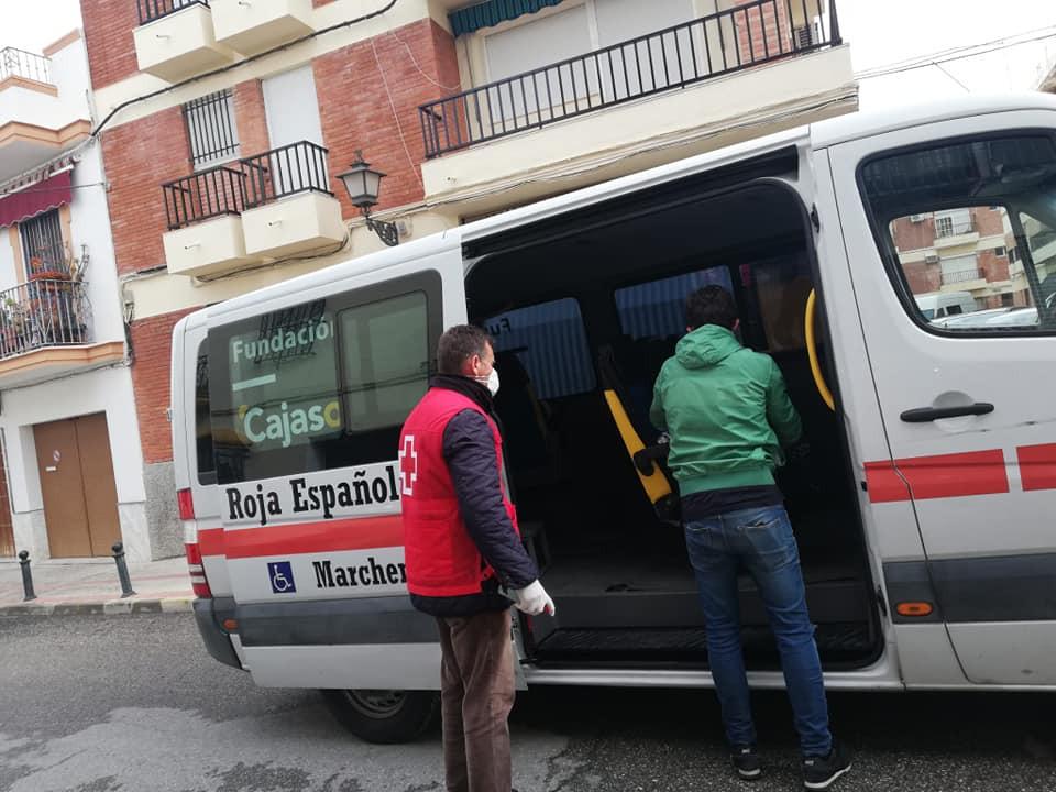 AionSur 90516227_3023300167712740_7032717005387988992_n-compressor Cruz Roja ha realizado 400.000 intervenciones en Andalucía durante el estado de alarma Asociaciones Sociedad