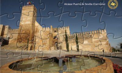 AionSur Alcazar-Sevilla-puzzle-400x240 Los pueblos de la Ruta Bética ofrecen su patrimonio en forma de puzzles Andalucía Coronavirus Sociedad