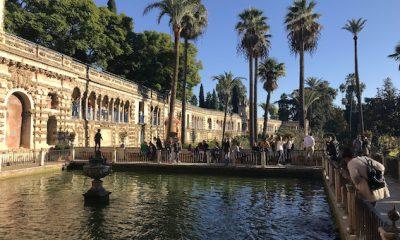 AionSur AlcazarSEIMG_3482-400x240 El Alcázar supera las 500.000 visitas en un año marcado por la pandemia Sevilla