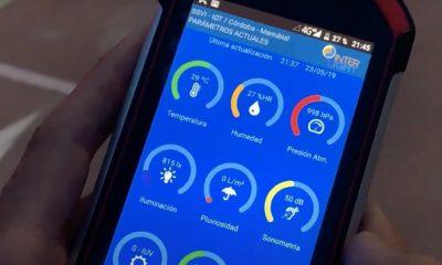 AionSur: Noticias de Sevilla, sus Comarcas y Andalucía App-semaforos-400x240 Una empresa crea un sistema para evitar atropellos en pasos de peatones Andalucía Córdoba Sociedad