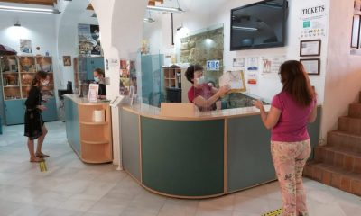 AionSur Carmona-turismo-400x240 Carmona consigue el sello 'Andalucía Segura' para su oficina de recepción de visitantes Carmona Economía