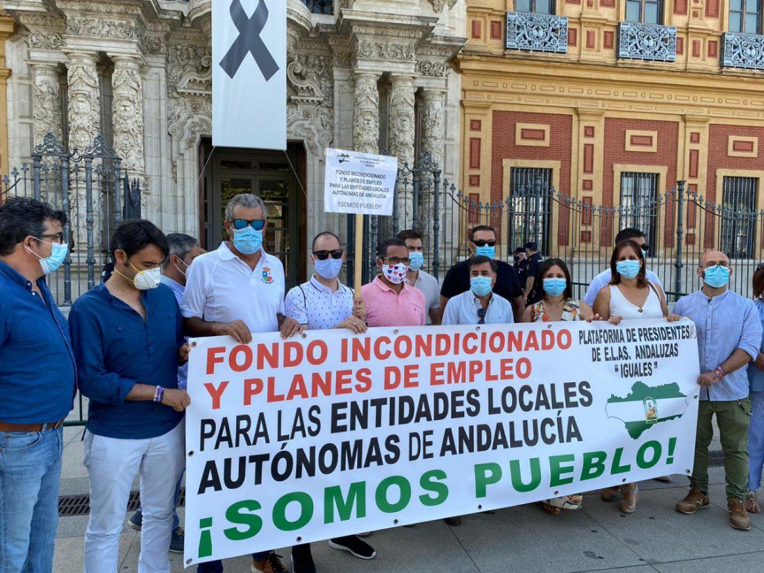 AionSur ELAS-movilizacion Las entidades locales comienzan a movilizarse para pedir estar en el Plan Aire Almería Cádiz Córdoba Granada Huelva Jaén Málaga Política Sevilla
