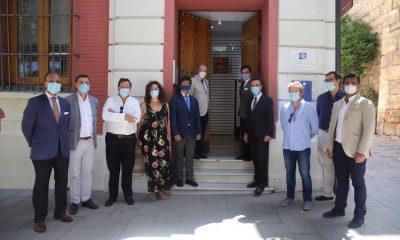 AionSur: Noticias de Sevilla, sus Comarcas y Andalucía Oficina-turismo-prodetur-400x240 La oficina de turismo de Prodetur vuelve a dar servicio Diputación Prodetur