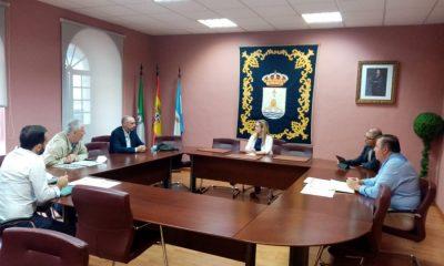 AionSur Reunión-alcaldesa-de-Alcalá-Ana-Isabel-Jiménez-consejero-delegado-emasesa-Jaime-Palop-min-400x240 Emasesa invertirá 6,5 millones de euros en obras en infraestructuras en Alcalá hasta final de 2022 Alcalá de Guadaíra