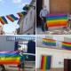AionSur banderas-algaidas-1-80x80 Obligan a un pueblo a retirar la bandera del Orgullo y los vecinos cuelgan cientos Málaga Sociedad destacado