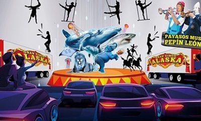 AionSur circo-Alaska-400x240 Llega el 'Autocirco', que tendrá su primera experiencia en España en Sevilla Coronavirus Cultura Sevilla