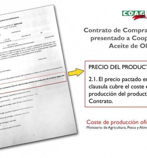 AionSur contrato-compra-venta-aceite-oliva-min-560x600 COAG denuncia coacciones a las cooperativas para que vendan su aceite por debajo de coste Agricultura Asociaciones destacado
