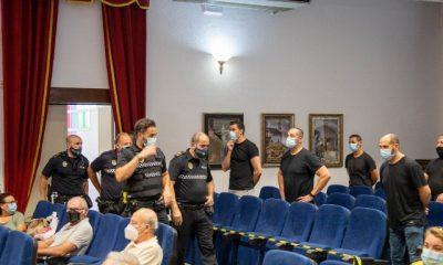AionSur esta-min-400x240 Un nuevo enfrentamiento entre la Policía Local de Marchena y la alcaldesa que obliga a desalojar el pleno Marchena  destacado