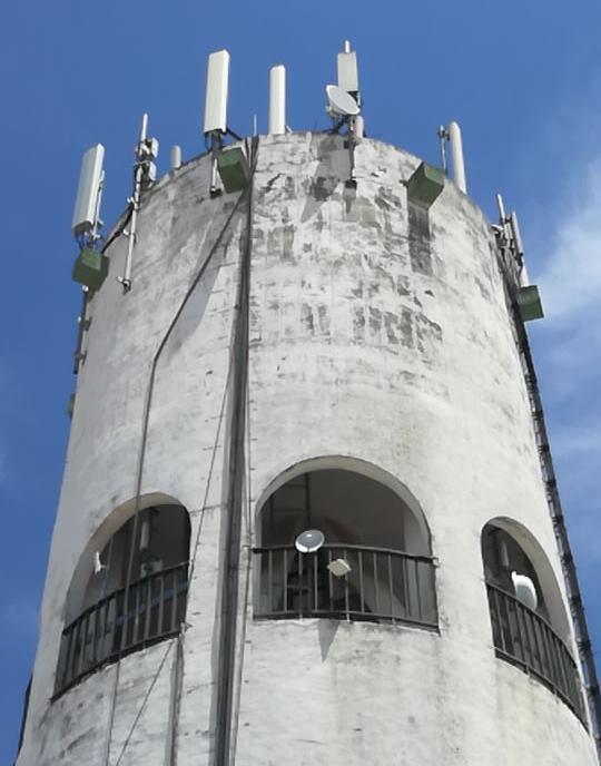 AionSur esta-torre El Ayuntamiento de Arahal solicita a la empresa de telefonía que elimine el ruido de las instalaciones de la torre del agua Arahal destacado