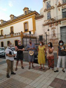 AionSur guitas-turisticos-1-225x300 Los guías turísticos vuelven a las calles de Sevilla Coronavirus Economía Sevilla destacado