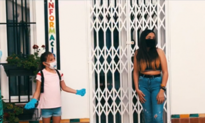 AionSur marchena-video-covid-400x240 Una campaña en Marchena incide en que los jóvenes no bajen la guardia ante el virus Coronavirus Marchena