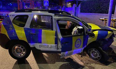 AionSur policia-dos-hermanas-400x240 Dos policías de Dos Hermanas heridos tras una persecución a un coche a la fuga Sin categoría