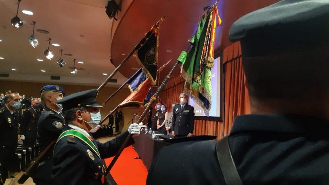 AionSur policias-jura Los nuevos policías de las comisarías andaluzas juran su cargo en Sevilla Sociedad