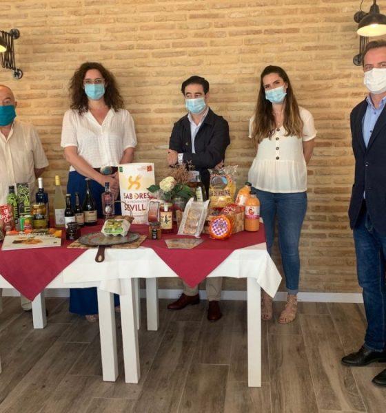 AionSur prodetur-sabores-560x600 Los 'Sabores de la Provincia de Sevilla' salen a la calle a luchar unidos contra la crisis Diputación Prodetur Provincia  destacado