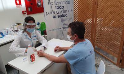 AionSur test-coronavirus-400x240 El 2,1 % de los vecinos de El Rubio presenta indicios de coronavirus Coronavirus Provincia Sevilla