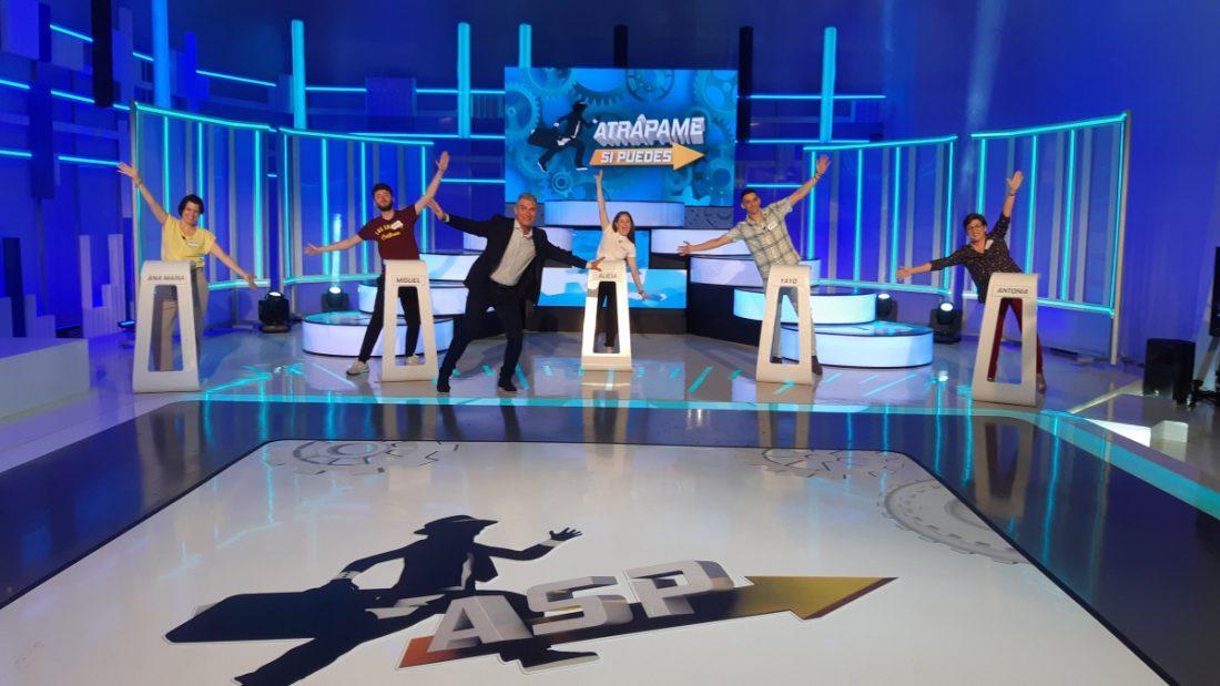 """AionSur 159143322916208_ATrapame_8-min Una arahalense participa esta noche en el programa de Canal Sur """"Atrápame si puedes"""" Andalucía Sociedad"""