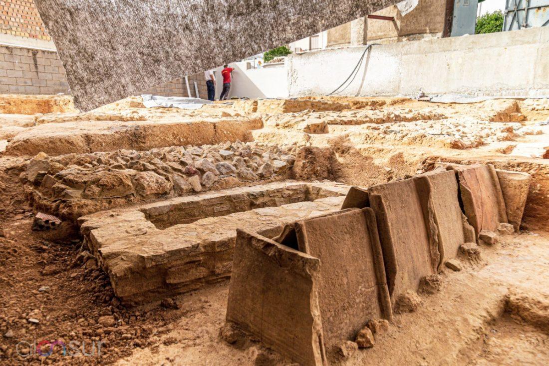 AionSur 73310cba-7230-497f-8d30-0705df18b8c6-min La barriada de La Palmera en Arahal: área industrial, necrópolis y lugar sagrado en los últimos veinte siglos Arahal destacado