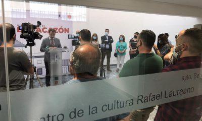 AionSur Benacazon-centro-1-400x240 El pintor Rafael Laureano ya tiene un centro cultural con su nombre Benacazón