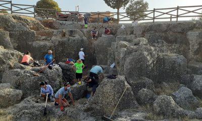 AionSur Casariche-excavaciones-400x240 El nuevo yacimiento romano de Casariche comienza a ver la luz Casariche Provincia Sociedad