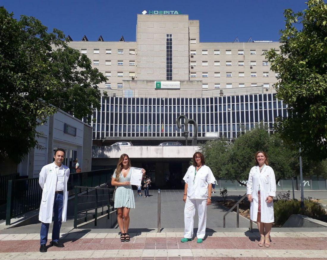 AionSur EIR-VALME El Hospital de Valme, elegido para la formación especializada de matronas en España Salud Sevilla