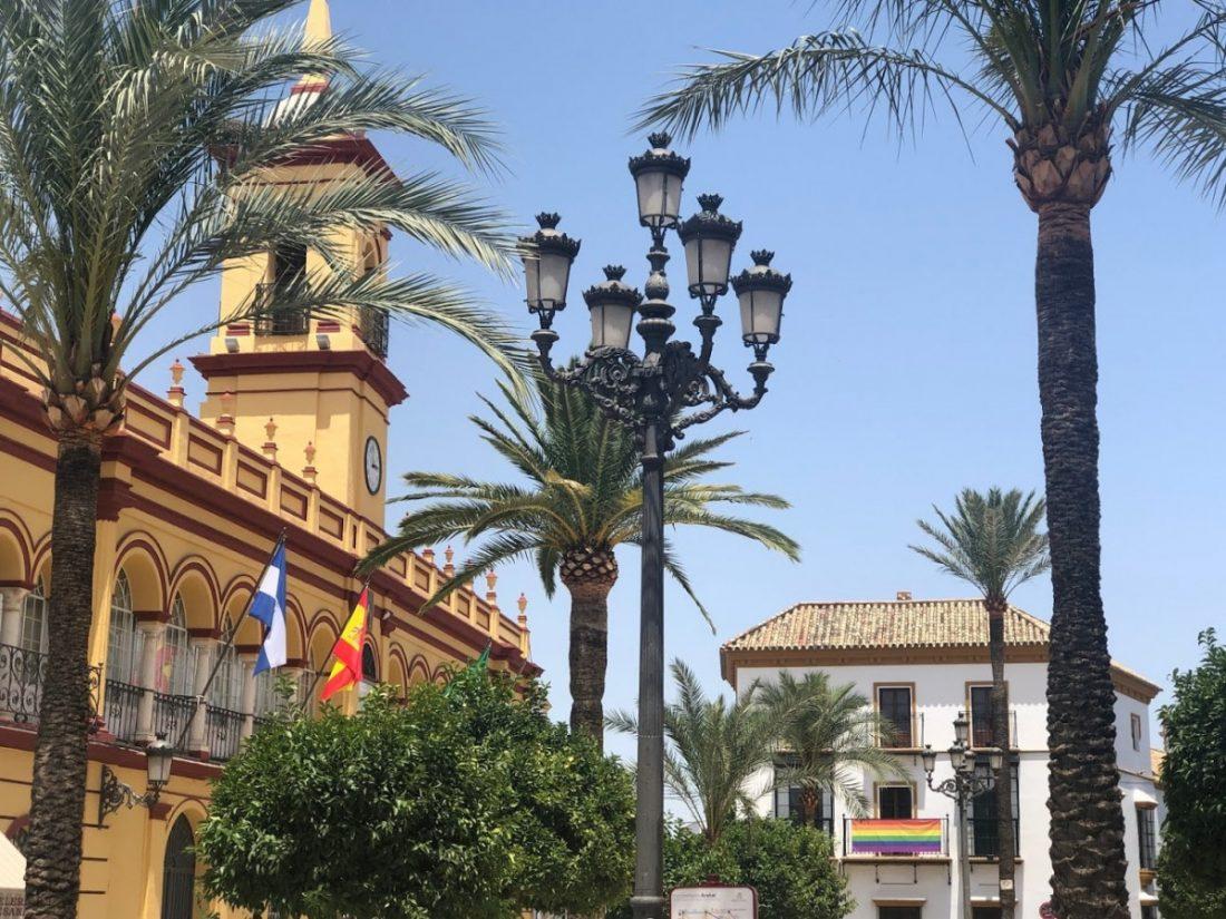 AionSur IMG_2497-min Arahal, Marchena o Estepa, entre los pueblos sevillanos con ayudas preferentes contra el covid Coronavirus Sevilla destacado