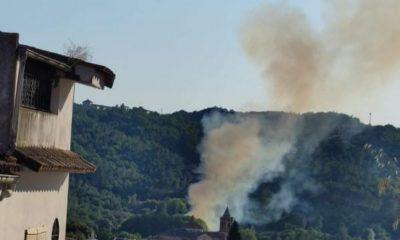 AionSur Incendio-galaroza-400x240 Arde un paraje natural de Galaroza, en la sierra de Huelva Huelva Incendios Forestales Sucesos destacado