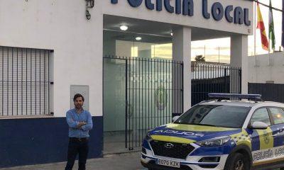 AionSur Jose-Carlos-Delgado-min-400x240 VOX Marchena, sin representación municipal, entra en el debate de la situación laboral Policía Local Marchena destacado