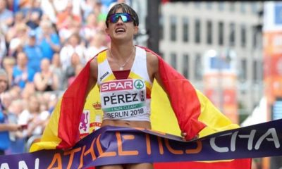 AionSur: Noticias de Sevilla, sus Comarcas y Andalucía Maria-Perez-400x240 La campeona de marcha María Pérez dará una charla motivadora a atletas de Arahal Arahal Atletismo Deportes