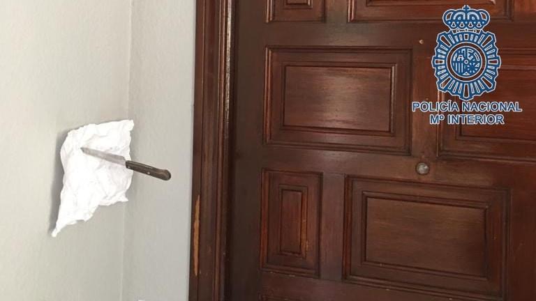 AionSur Moron-min Detenido en Morón un hombre de 35 años en libertad condicional por amenazar de muerte a su ex pareja Morón de la Frontera Sucesos destacado