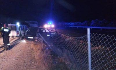 AionSur Osuna-poli-400x240 Detenido tras huir de un control por la A-92 en dirección contraria y sin luces La Puebla de Cazalla Osuna Sucesos