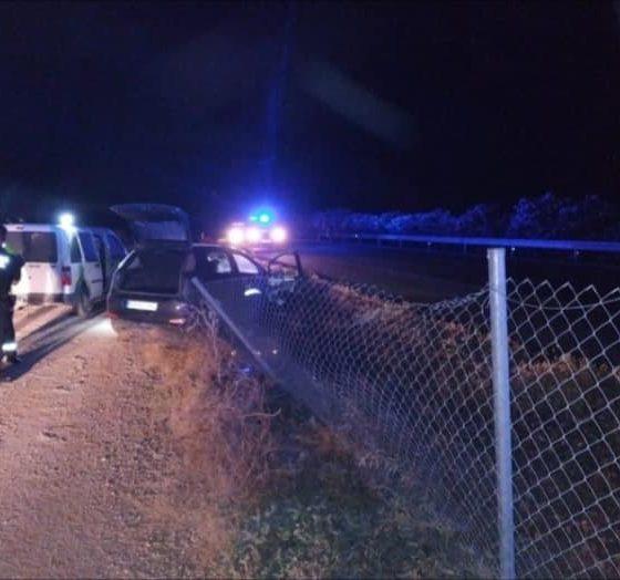 AionSur Osuna-poli-560x524 Detenido tras huir de un control por la A-92 en dirección contraria y sin luces La Puebla de Cazalla Osuna Sucesos