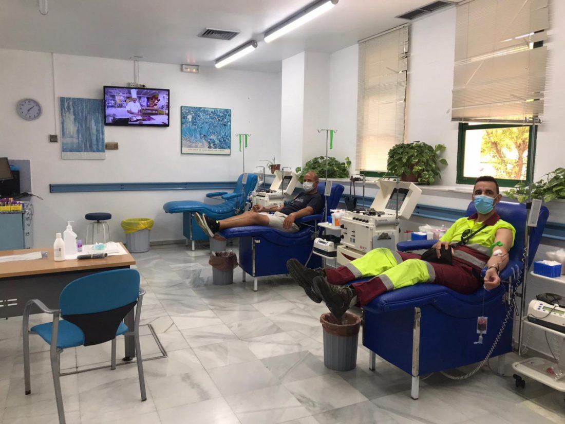 AionSur Sangre-4 Puntos de donación de sangre esta semana en Sevilla Salud