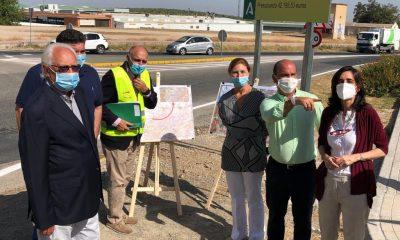 AionSur: Noticias de Sevilla, sus Comarcas y Andalucía Travesía-de-Morón-min-400x240 Finalizan las obras de mejora de la seguridad vial en la travesía de Morón Morón de la Frontera
