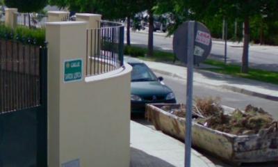 AionSur Valencina-calle-400x240 Detenido un joven de 22 años en Valencina por la muerte a puñaladas de un hombre de 59 Sucesos
