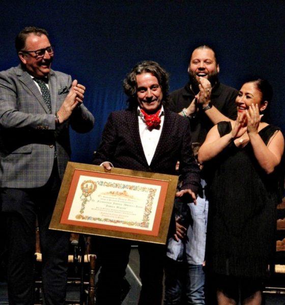 AionSur alcalá-560x600 Alcalá celebrará con un programa especial el 40 aniversario del Festival Joaquín el de la Paula Alcalá de Guadaíra Flamenco