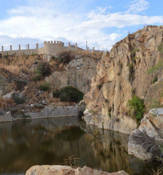 AionSur canteras-2-560x600 Gerena quiere recuperar para el turismo sus históricas canteras Economía Gerena