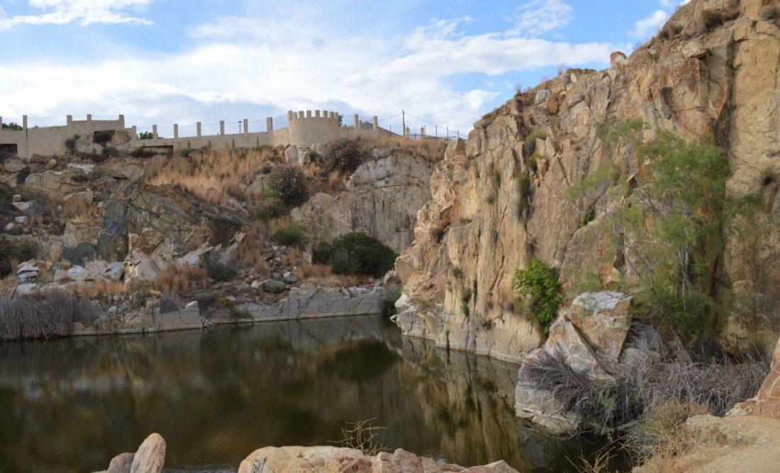 AionSur canteras-2 Gerena quiere recuperar para el turismo sus históricas canteras Economía Gerena