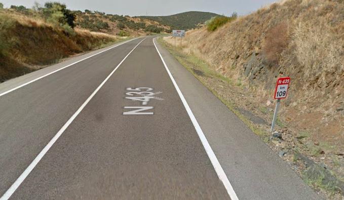 AionSur carretera Muere un joven de 29 años en un accidente de moto en Cumbres Mayores (Huelva) Huelva Sucesos destacado